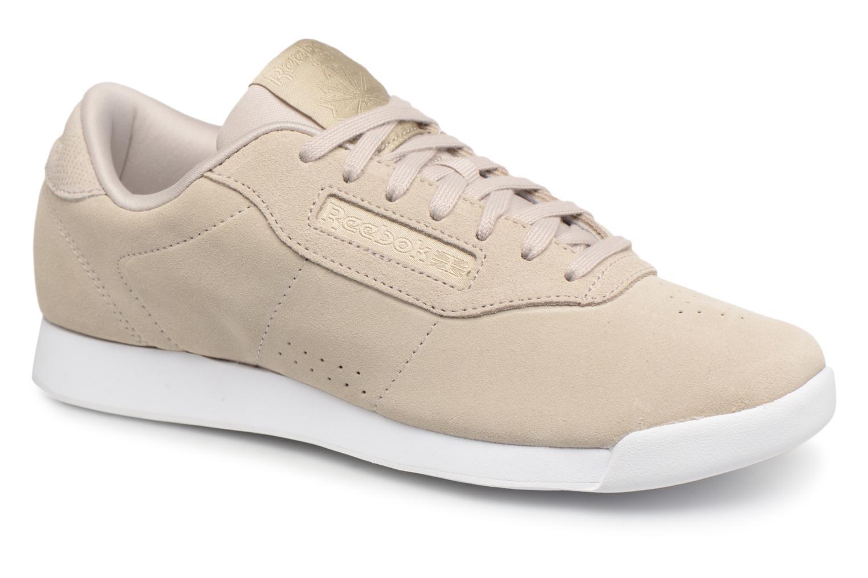 Grandes descuentos últimos zapatos Reebok PRINCESS LTHR (Beige) - Deportivas Descuento