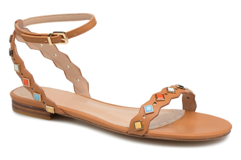 Zapatos promocionales Aldo AMELIE (Marrón) - Sandalias   Descuento de la marca