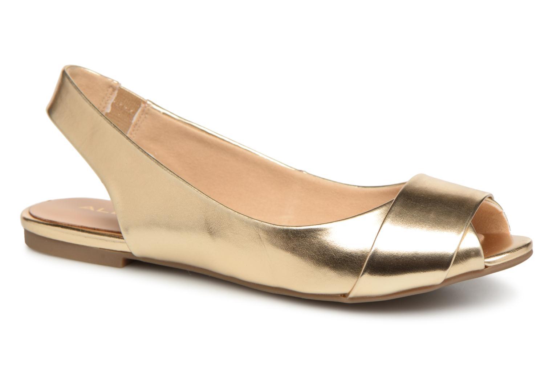 Grandes descuentos últimos zapatos Aldo CICIEN (Oro y bronce) - Bailarinas Descuento