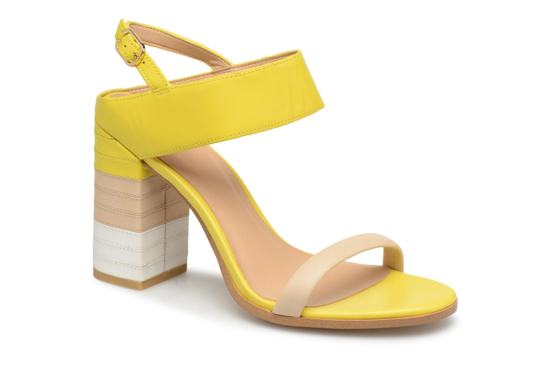 Grandes descuentos últimos zapatos Aldo DALIAS (Amarillo) - Sandalias Descuento