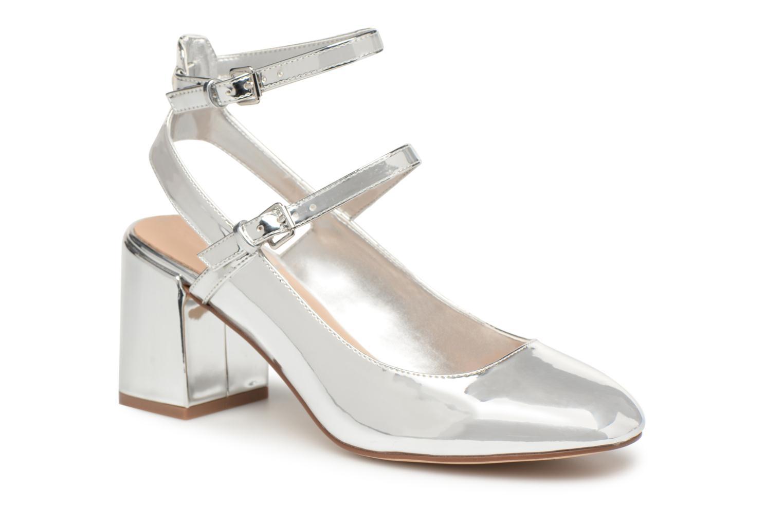 Grandes descuentos últimos zapatos Aldo PERGINE (Plateado) - Zapatos de tacón Descuento
