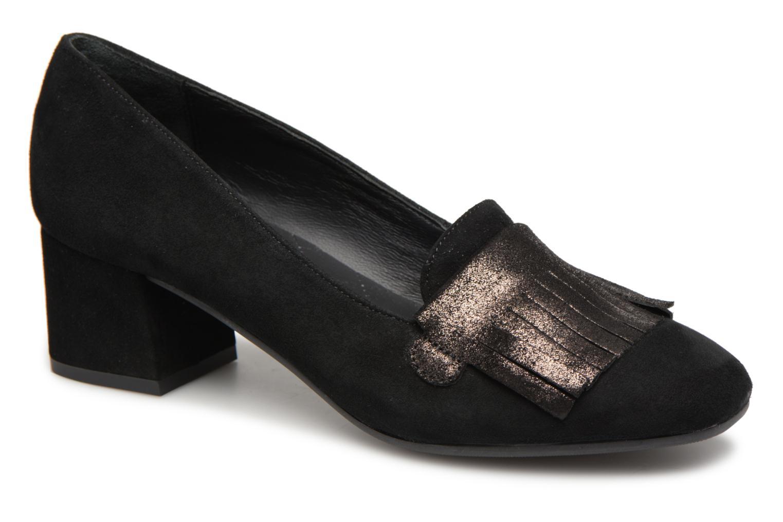 Zapatos de mujer baratos zapatos de mujer Georgia Rose Laurana Soft (Negro) - Mocasines en Más cómodo