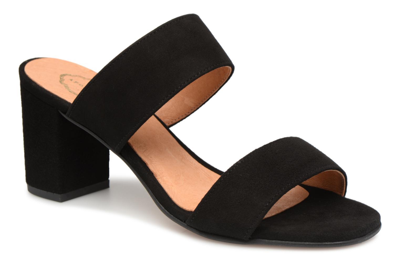 Grandes descuentos últimos zapatos Apologie MULE PIERRE (Negro) - Zuecos Descuento