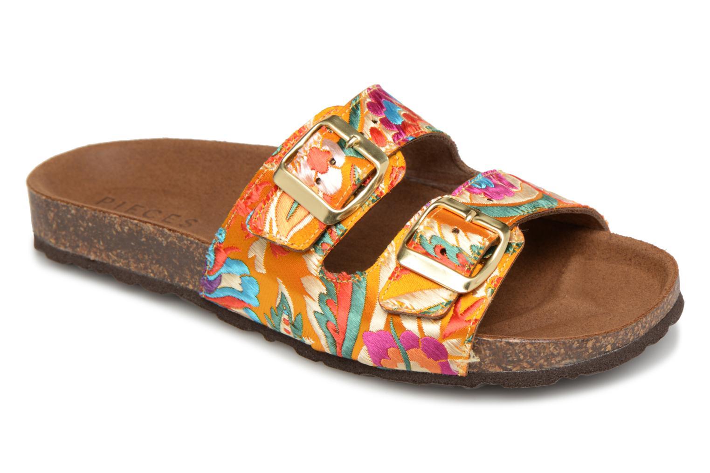 Zapatos promocionales Pieces CHRISTIEL SANDAL (Multicolor) - Zuecos   Zapatos de mujer baratos zapatos de mujer