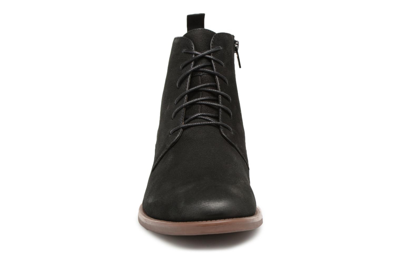 Nubuck Black Shoemakers 050 4664 Salvatore Vagabond fwOHq14