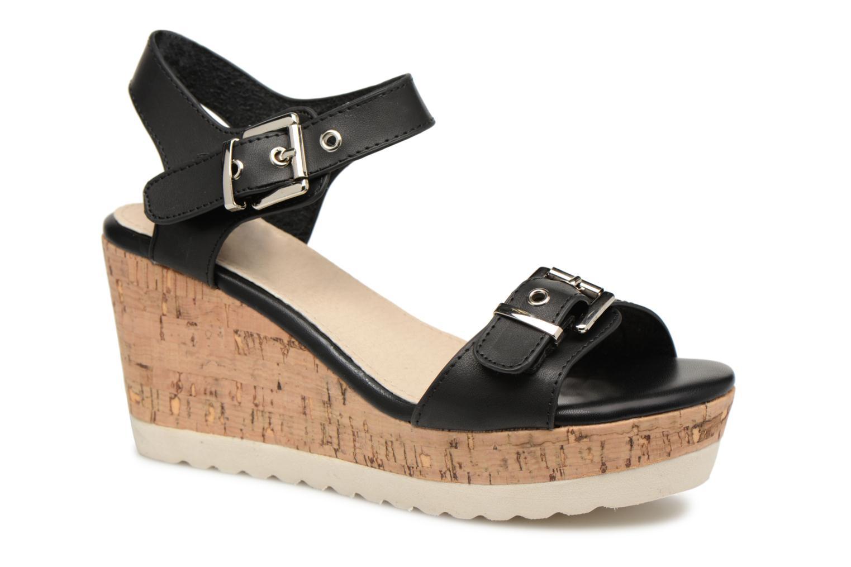 Zapatos promocionales Refresh 64094 (Negro) - Sandalias   Los zapatos más populares para hombres y mujeres