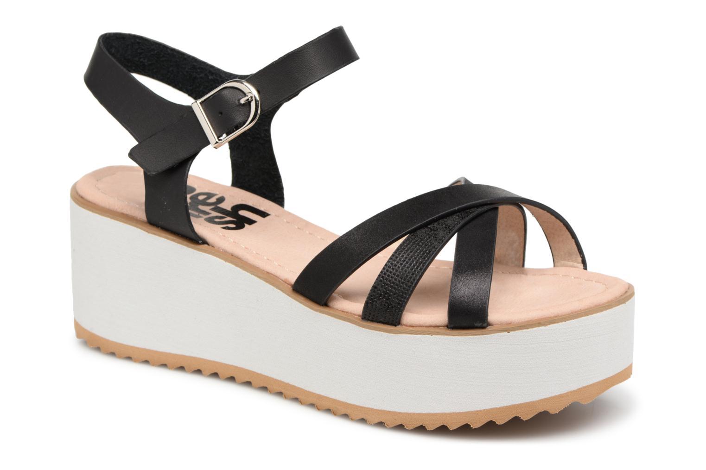 Zapatos promocionales Refresh 64099 (Negro) - Sandalias   Descuento de la marca
