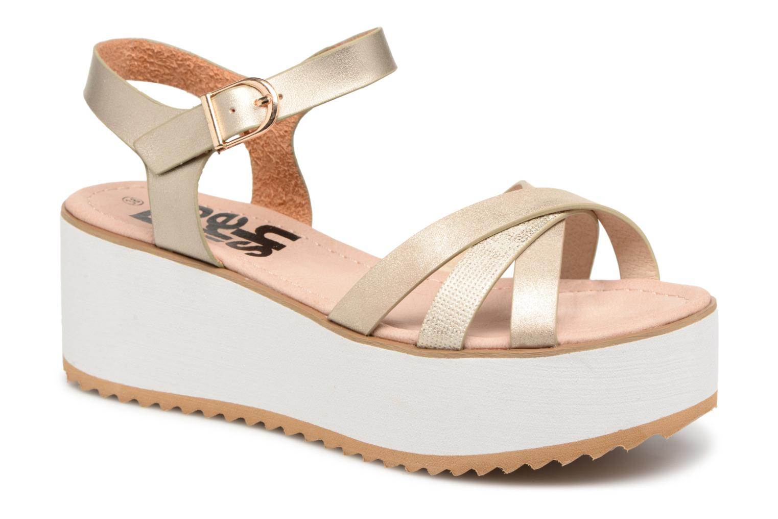 Marques Chaussure femme Refresh femme 64099 Nude