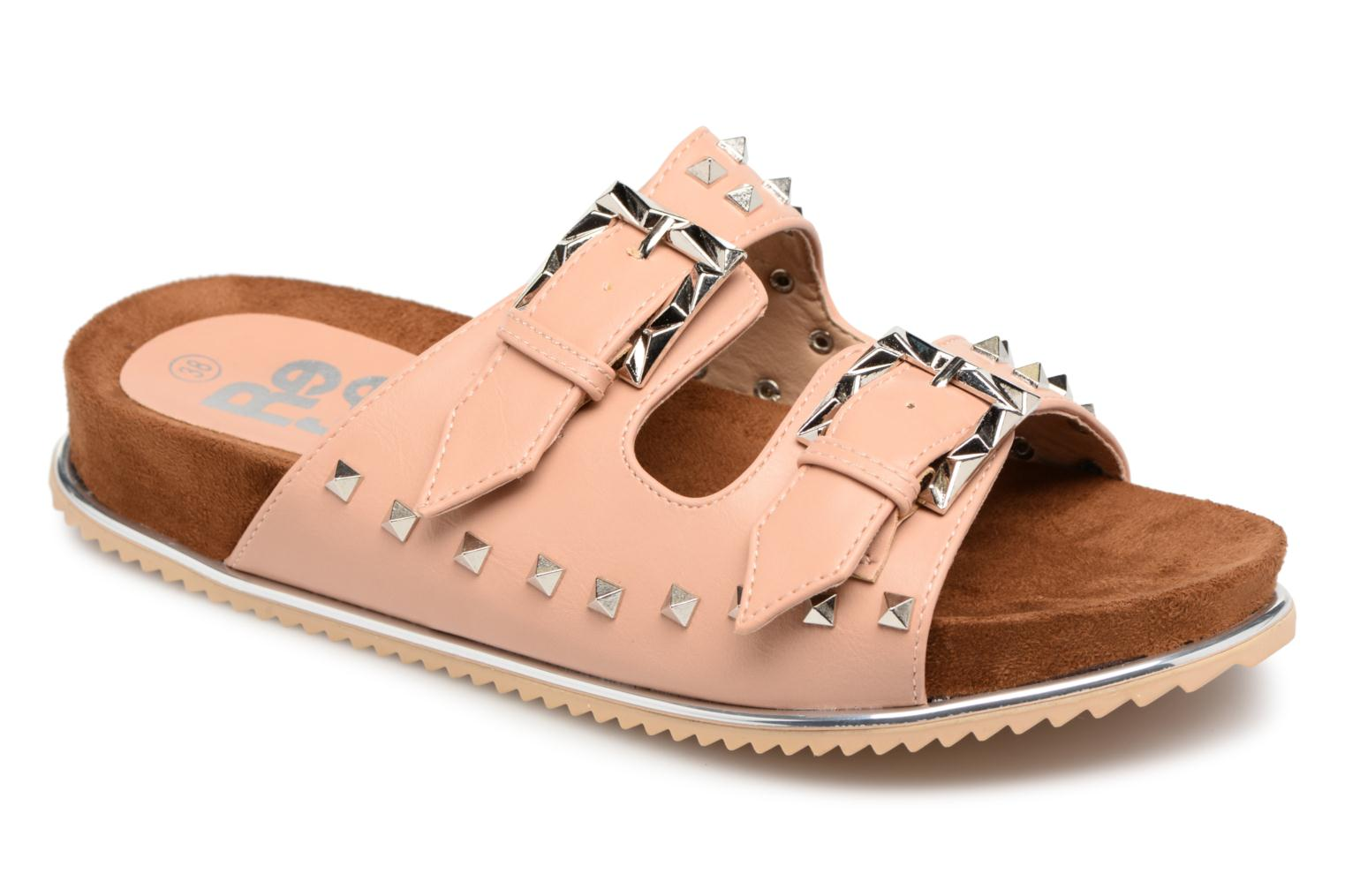 Marques Chaussure femme Refresh femme 64325 Nude