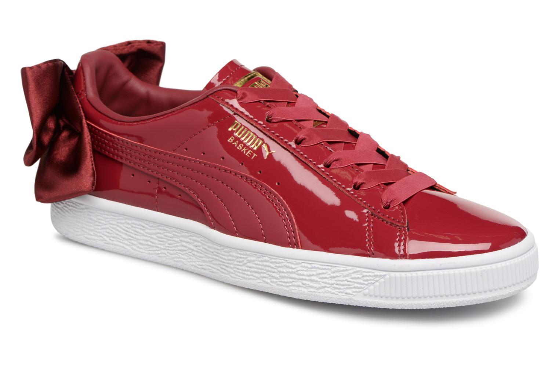 Grandes descuentos últimos zapatos Puma Basket Bow Patent (Rojo) - Deportivas Descuento
