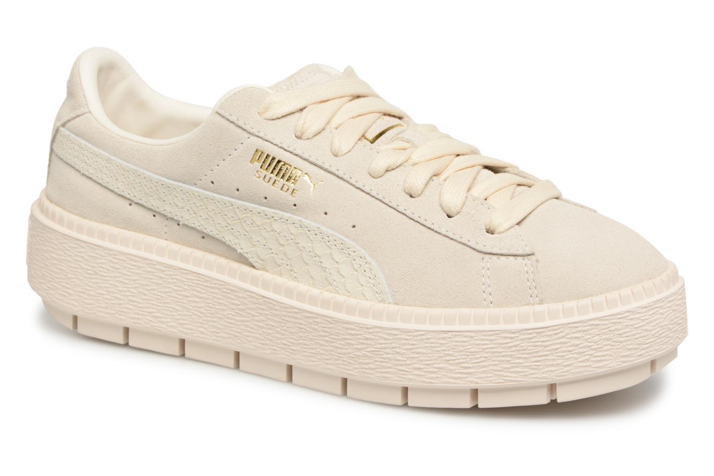 Grandes descuentos últimos zapatos Puma Platform Trace Animal (Beige) - Deportivas Descuento