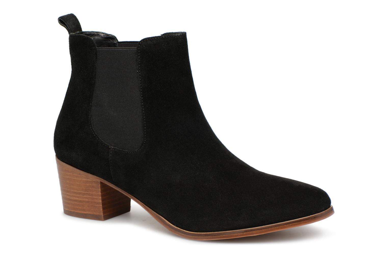 Grandes descuentos últimos zapatos Bobbies L echappee (Negro) - Botines  Descuento