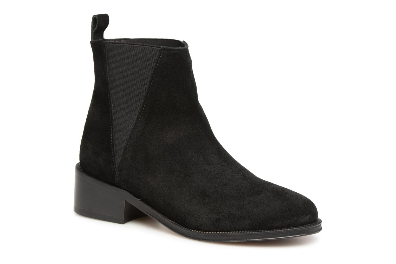 Zapatos de mujer baratos zapatos de mujer Bobbies L Entetee (Negro) - Botines  en Más cómodo