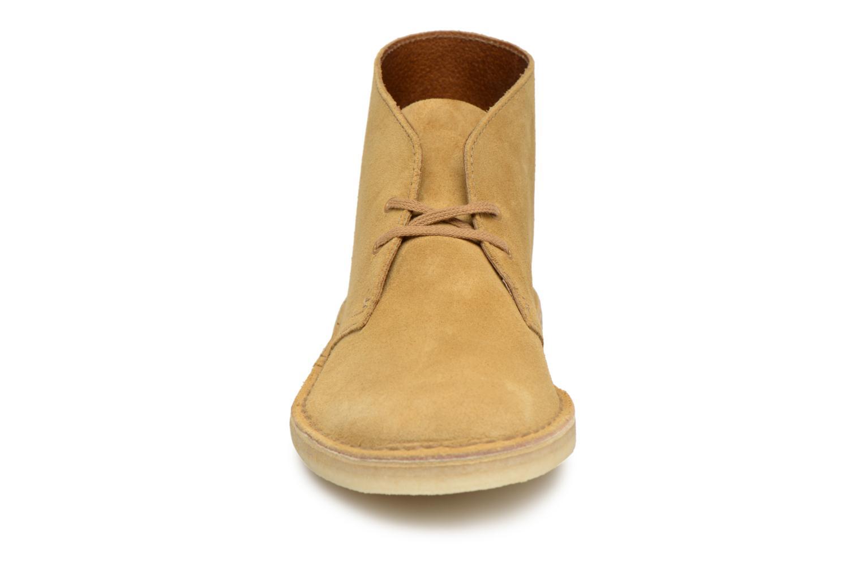 Boot Oak Originals Clarks Desert Suede M R0xwU