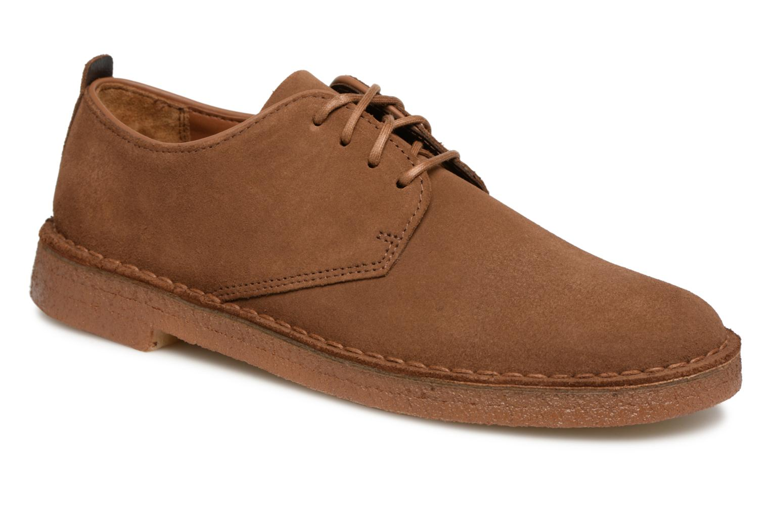 London Desert Suede Cola M Clarks Originals P0qwEE