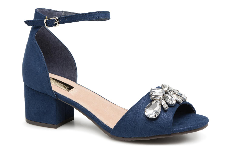 promo code 44ef9 525fd Xti 30756 (Bleu) - Sandales et nu-pieds chez Sarenza (337959) GH8HUA1Z -  destrainspourtous.fr