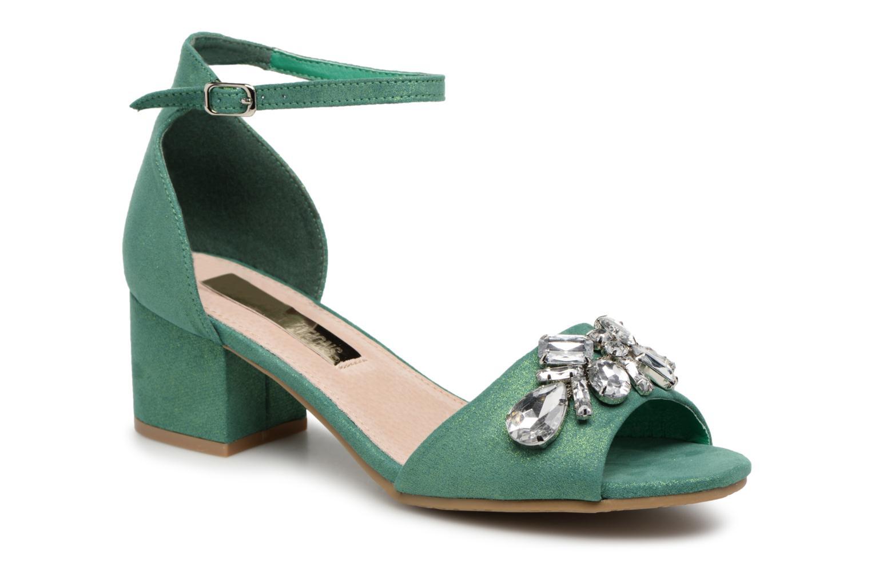 Zapatos promocionales Xti 30756 (Verde) - Sandalias   Descuento de la marca