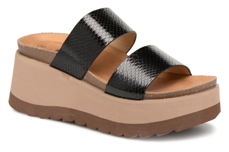 Zapatos promocionales Xti 48060 (Negro) - Zuecos   Los zapatos más populares para hombres y mujeres