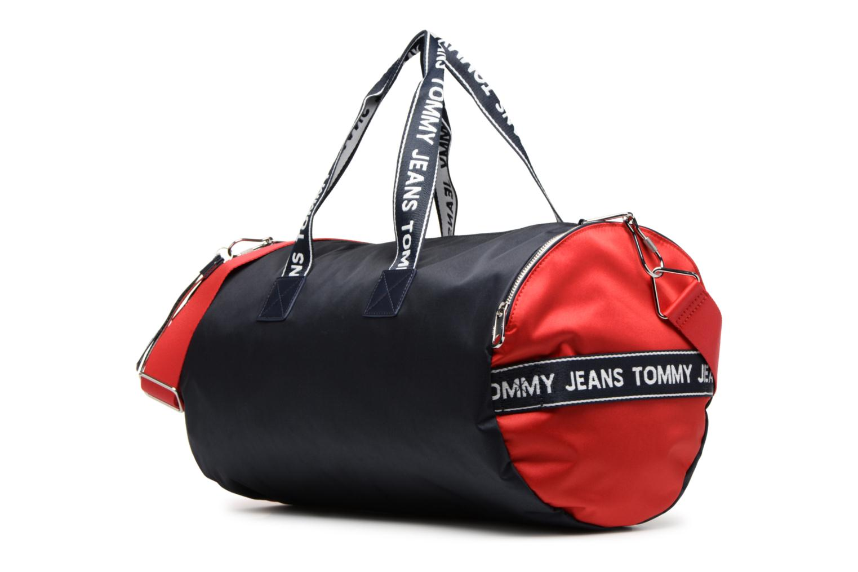 Sporttassen Tommy Hilfiger TOMMY JEANS LOGO DUFFEL Blauw model