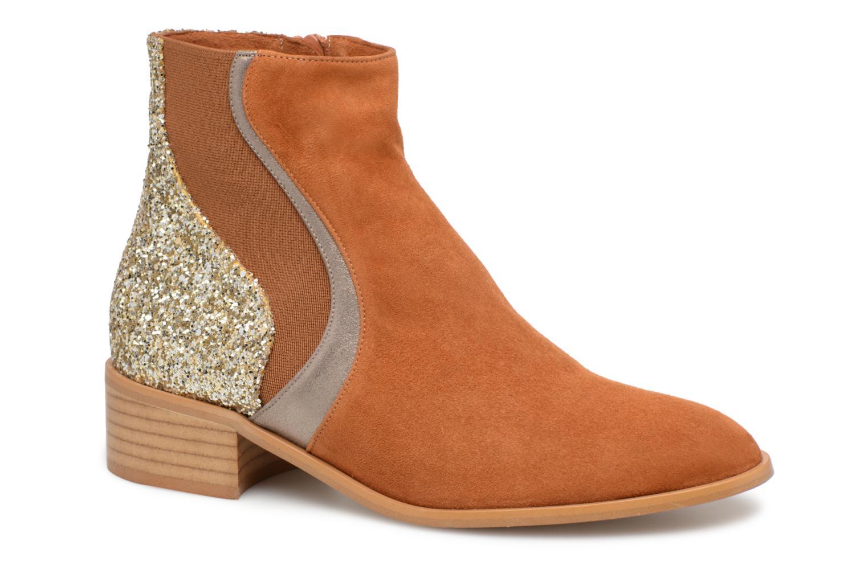 Grandes descuentos últimos zapatos Mellow Yellow Cecily (Oro y bronce) - Botines  Descuento