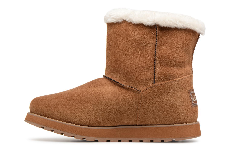 Zapatos de hombre y mujer de promoción por tiempo limitado Skechers Keepsakes Tribute (Marrón) - Botines  en Más cómodo
