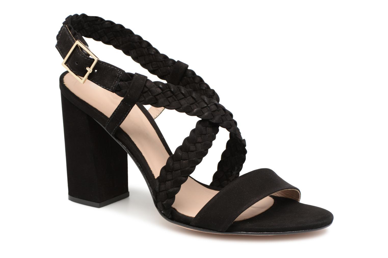 Los últimos zapatos de hombre y mujer COSMOPARIS MIMOA (Negro) - Sandalias en Más cómodo