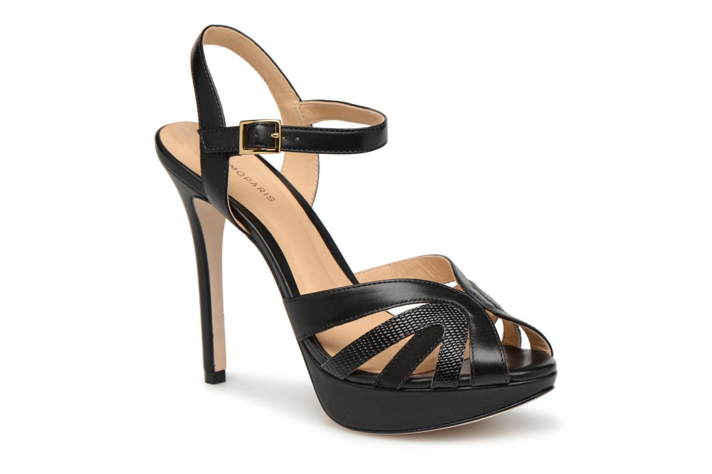 Grandes descuentos últimos zapatos COSMOPARIS LOUMY (Negro) - Sandalias Descuento