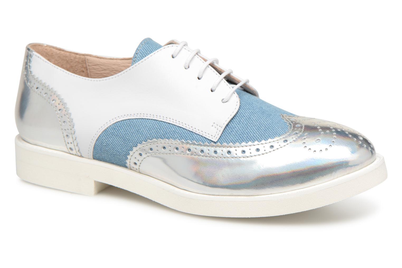 Grandes descuentos últimos zapatos COSMOPARIS ELA (Blanco) - Zapatos con cordones Descuento