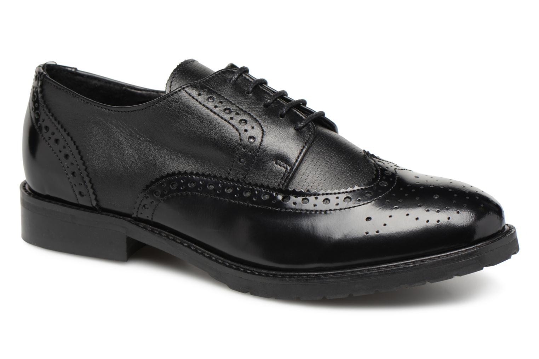 Zapatos casuales salvajes COSMOPARIS VOK (Negro) - Zapatos con cordones en Más cómodo