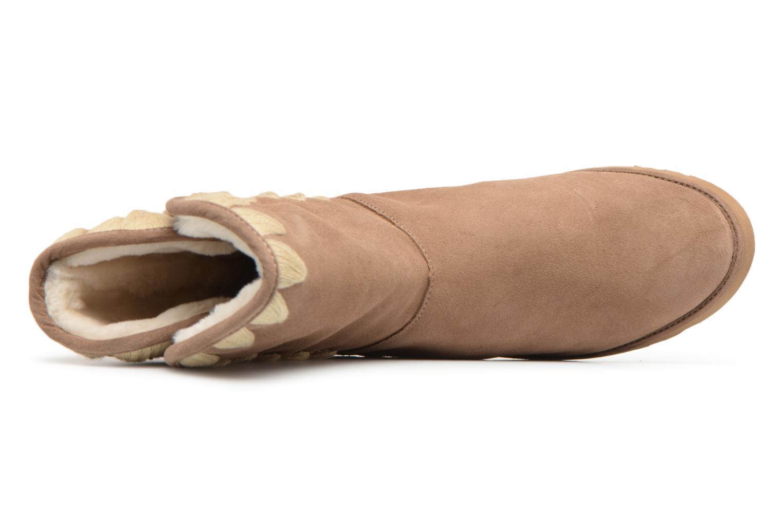 Grandes descuentos últimos zapatos Les Tropéziennes par M Belarbi Cola (Beige) - Botas Descuento
