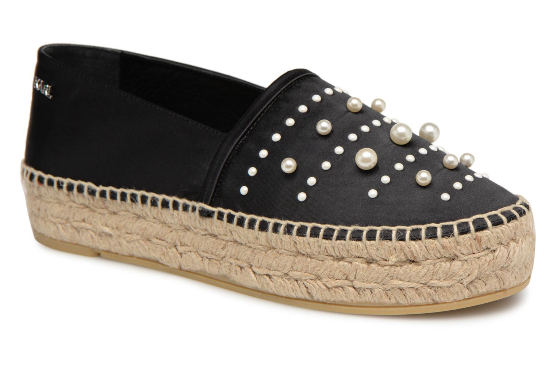 Zapatos promocionales Karl Lagerfeld K/Pearl Espadrilles (Negro) - Alpargatas   Zapatos casuales salvajes