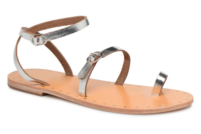 Grandes descuentos últimos zapatos Petite mendigote YLANG (Plateado) - Sandalias Descuento