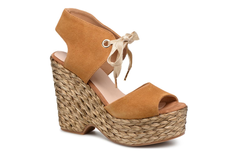 Grandes descuentos últimos zapatos Kanna KV7514 (Marrón) - Sandalias Descuento