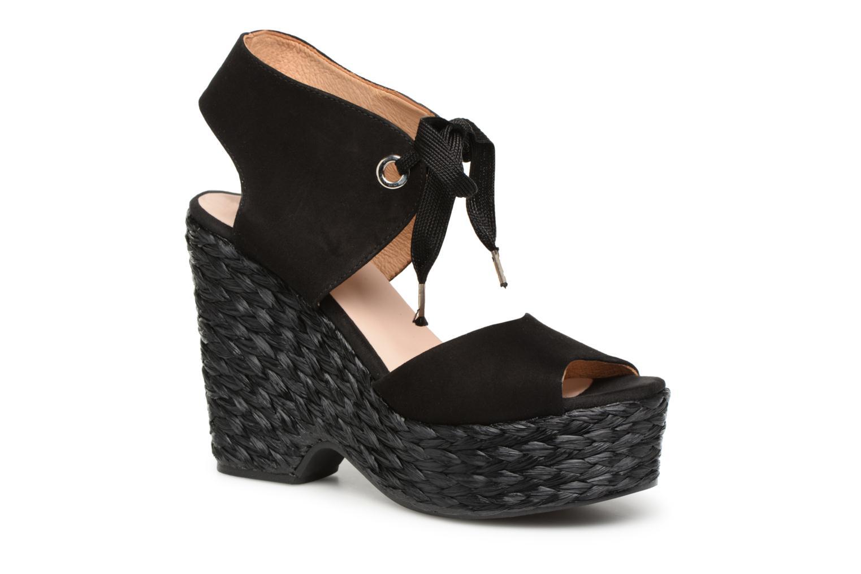 Grandes descuentos últimos zapatos Kanna KV7514 (Negro) - Sandalias Descuento