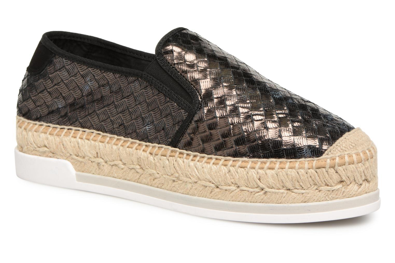 Zapatos promocionales Kanna KV7061 (Negro) - Alpargatas   Gran descuento