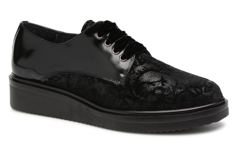 Últimos recortes de precios Kanna KI6693 (Negro) - Zapatos con cordones chez Sarenza