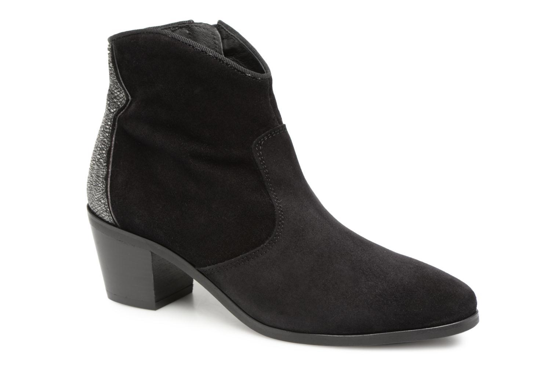 Grandes descuentos últimos zapatos Kanna KI7793 (Negro) - Botines  Descuento