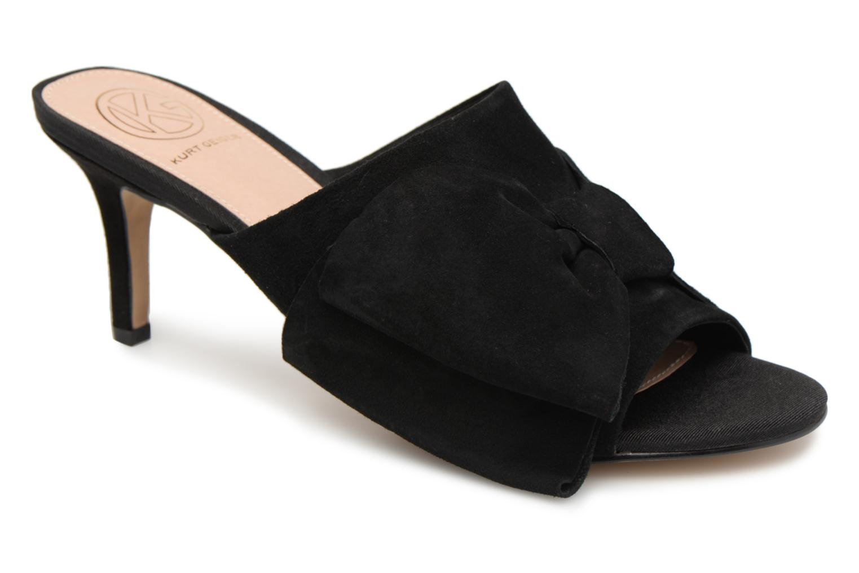 Grandes descuentos (Negro) últimos zapatos KG By Kurt Geiger HILDA (Negro) descuentos - Zuecos Descuento 6952f7