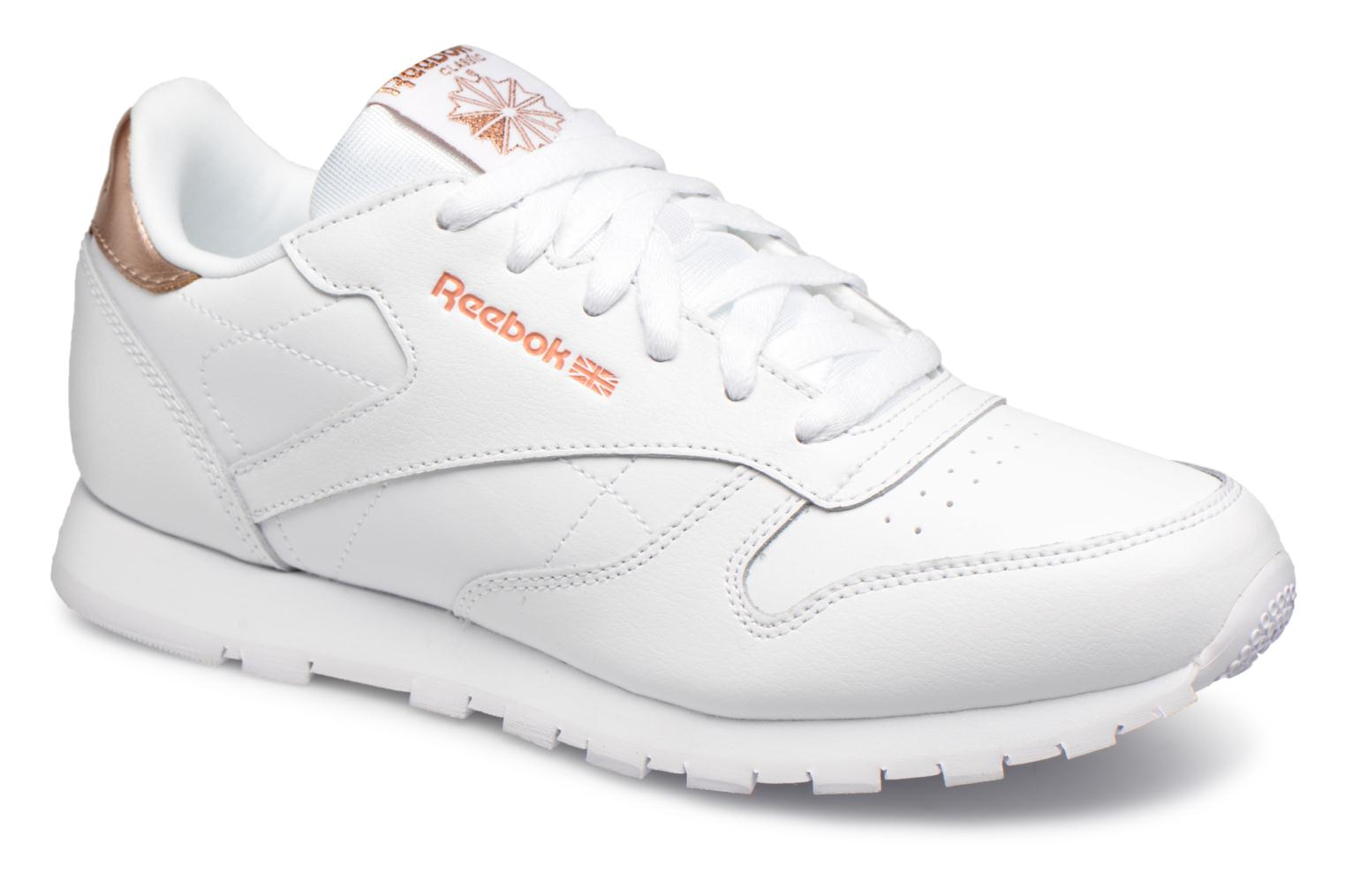 Reebok J Classic WHITE Leather RM rYgU6nwYq
