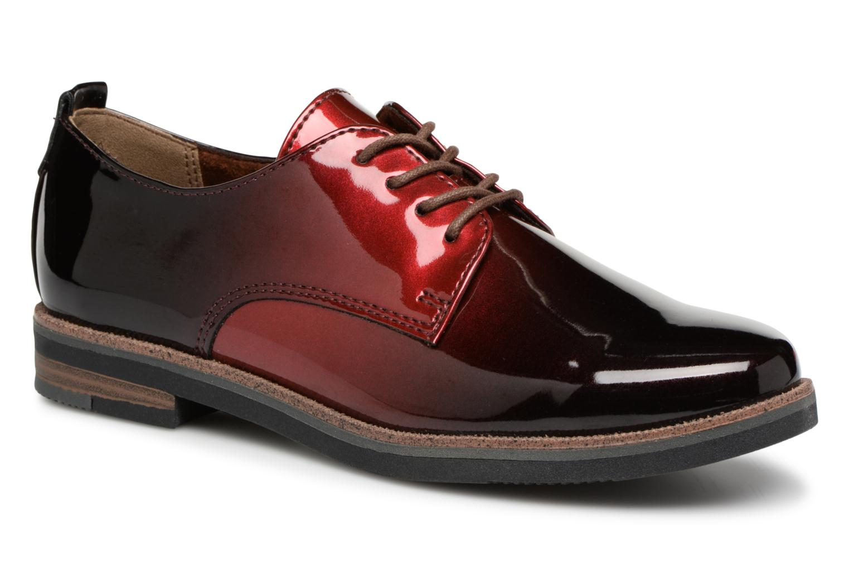 Descuento de la marca Marco Tozzi DARCY (Rojo) - Zapatos con cordones en Más cómodo