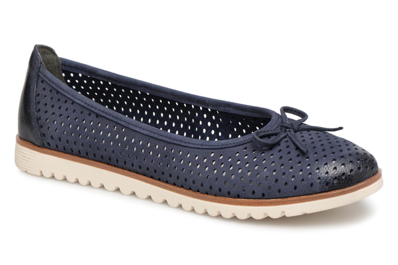 Zapatos promocionales Tamaris 22121 (Azul) - Bailarinas   Los últimos zapatos de descuento para hombres y mujeres