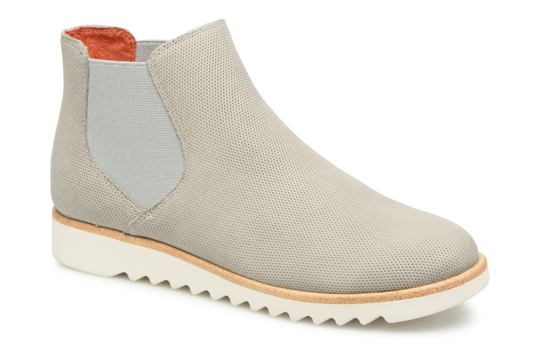 Zapatos promocionales Tamaris 25300 (Gris) - Botines    Zapatos casuales salvajes