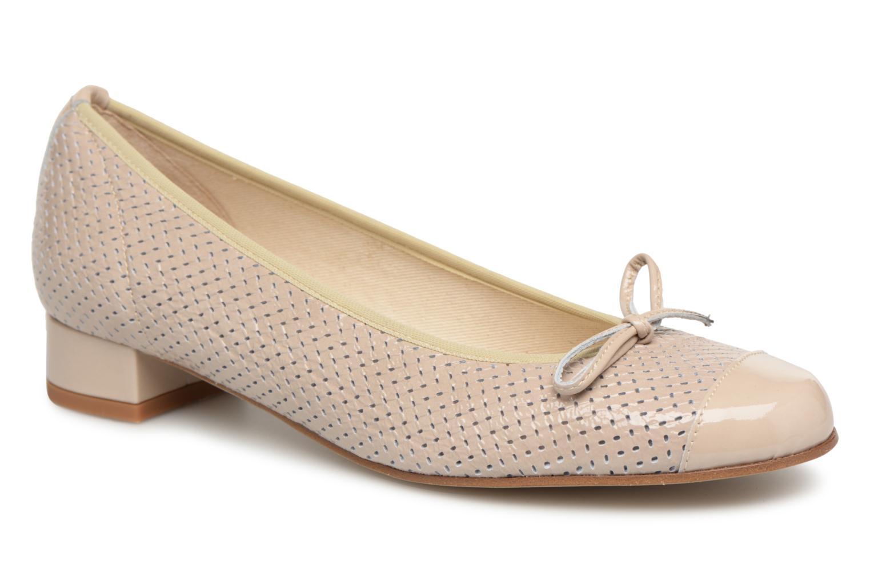 Grandes descuentos últimos zapatos Elizabeth Stuart JOUTI 454 (Beige) - Bailarinas Descuento