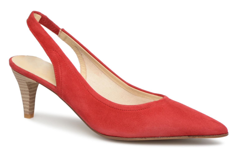 Zapatos casuales salvajes Elizabeth Stuart REVEL 300 (Rojo) - Zapatos de tacón en Más cómodo