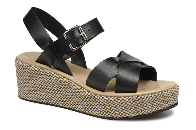 Zapatos promocionales Elizabeth Stuart TOKKO 466 (Negro) - Sandalias   Venta de liquidación de temporada