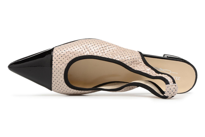 Grandes descuentos últimos zapatos Elizabeth Stuart XIRI 454 (Beige) - Bailarinas Descuento