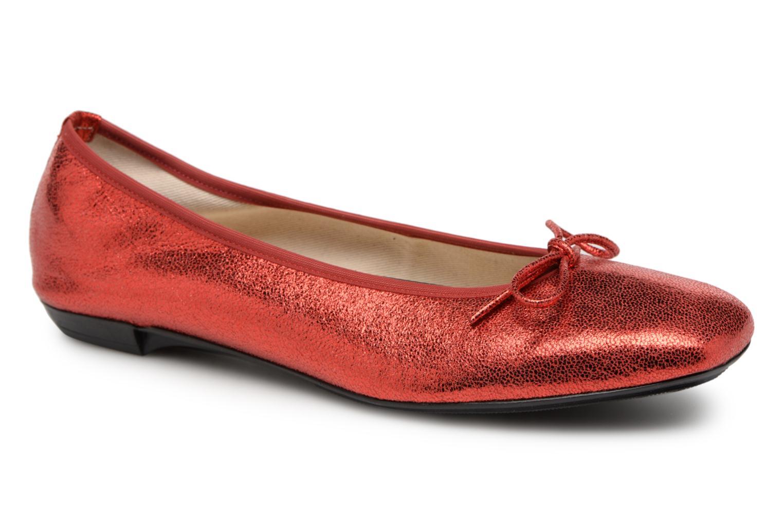 ZapatosElizabeth  Stuart YONIS 242 (Rojo) - Bailarinas  ZapatosElizabeth  Zapatos casuales salvajes 4a9518