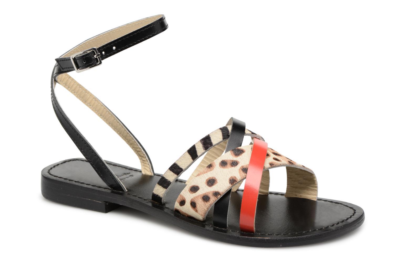 Grandes descuentos últimos - zapatos Elizabeth Stuart HAG 841 (Negro) - últimos Sandalias Descuento 3d3a43