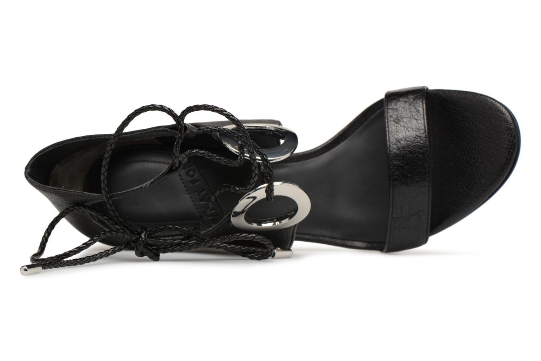 Black What Neda Sandal 99 Qztdx5nwfz For AjL435qcR