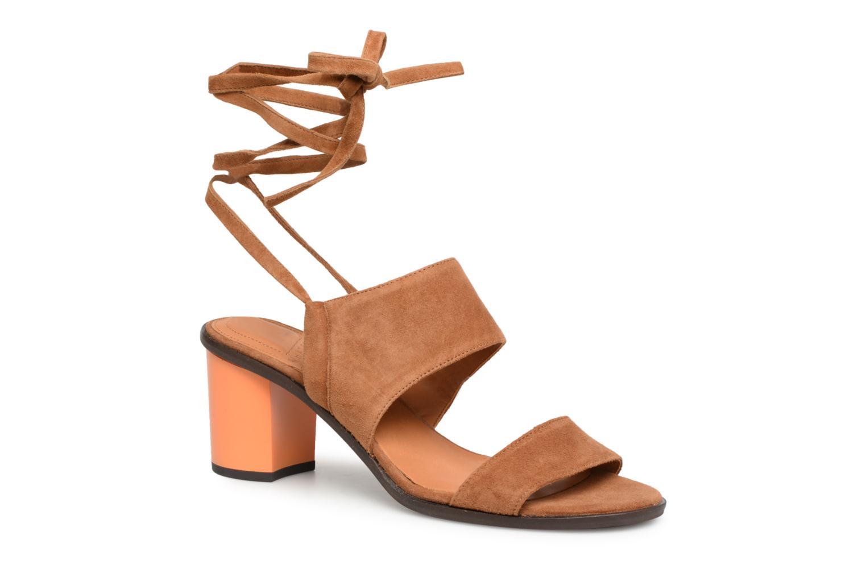 Grandes descuentos últimos zapatos What For Eachan (Marrón) - Sandalias Descuento